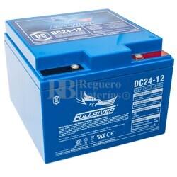 Batería 12 Voltios 24 Amperios DC24-12 Fullriver