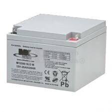 Bateria 12 Voltios 26 Amperios MK ES26-12