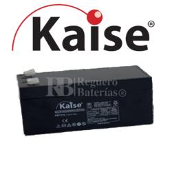 Batería 12 Voltios 3,2 Amperios Kaise KB1232