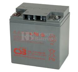 Batería 12 Voltios 30 Amperios Csb HRL12110W FR