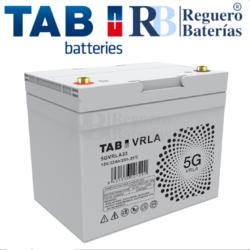 Batería 12 Voltios 33 Amperios TAB 5GVRLA33