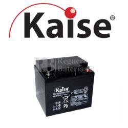 Batería 12 Voltios 38 Amperios Kaise High Rate KBHR12380