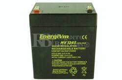 Bateria 12 Voltios 4.5 Amperios 90X70X107MM Energivm