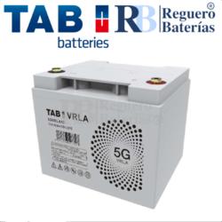 Batería 12 Voltios 42 Amperios TAB 5GVRLA42