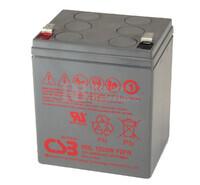 Batería 12 Voltios 5 Amperios Csb HRL1223W