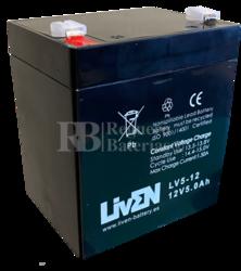 Batería 12 Voltios 5 Amperios LV5.0-12