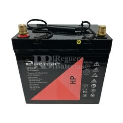 Batería 12 Voltios 55 Amperios Heycar Borne Automoción