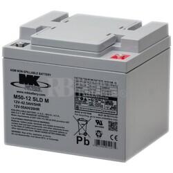 Bateria 12 Voltios 50 Amperios MK M50-12 SLD M
