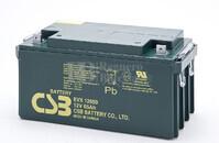 Batería 12 Voltios 65 Amperios Csb EVX12650