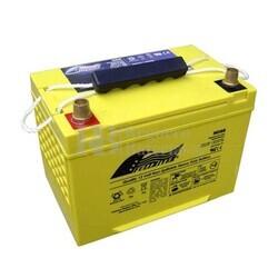 Batería 12 Voltios 65 Amperios Fullriver HC65S