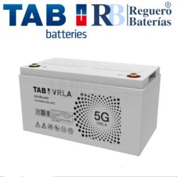 Batería 12 Voltios 65 Amperios TAB 5GVRLA65