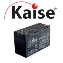 Batería 12 Voltios 7 Amperios Kaise KB1272