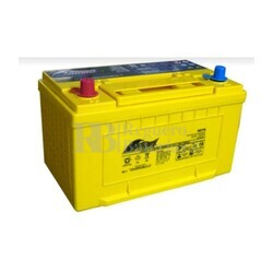 Batería 12 Voltios 75 Amperios Fullriver HC75