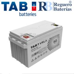 Batería 12 Voltios 80 Amperios TAB 5GVRLA80