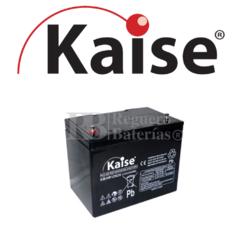 Batería 12 Voltios 82 Amperios Kaise High Rate KBHR12820