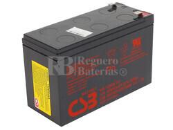 Batería 12 Voltios 9 Amperios Csb HR1234WF2