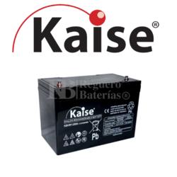Batería 12 Voltios 90 Amperios Kaise High Rate KBHR12900