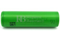 Batería 18650 VTC6 para Mod Purge Mods Rebellion Squonk
