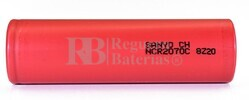 Batería 20700 para Mod Purge Mods Rebellion Squonk