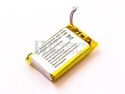 Batería para GPS Garmin iQue 2.000 mAh larga duración