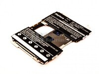 Batería 1ICP4/58/116-2 para tablet Blackberry Playbook,