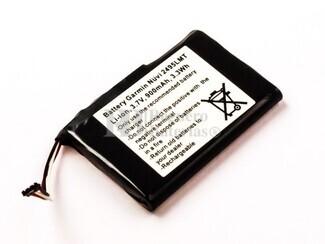 Bateria 2495LMT, Li-ion, 3,7V, 900mAh, 3,3Wh para GPS GARMIN