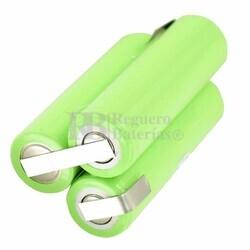 Batería para Aspirador Black&Decker KC360H 3,6 Voltios 2.200 mah