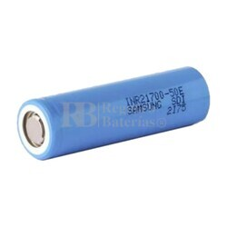 Batería 3,6 Voltios 5 Amperios Li-Ion Samsung