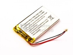 Batería 361-00019-16 para GPS Garmin Nuvi 1300, Nüvi 1300, Nuvi 1350,