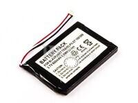 Batería para GPS Blaupunkt TravelPilot 100,