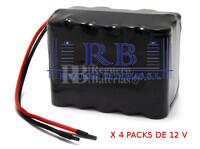 Batería 48 Voltios 3.900 Mah para tijeras de podar eléctricas Arvipo