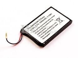 Batería 541384120003 para GPS Navigon 72 Easy,