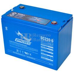 Batería 6 Voltios 220 Amperios DC220-6