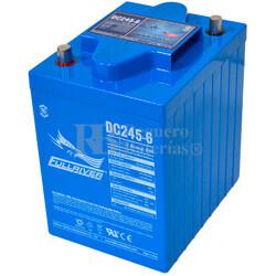 Batería 6 Voltios 250 Amperios DC250-6