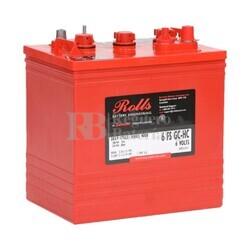 Batería 6 Voltios 301 Amperios Rolls 6FSGC-HC