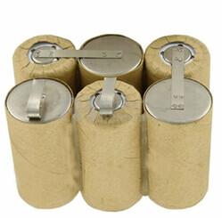 Batería para Aspirador Black&Decker Dustbuster Extreme 7,2 Voltios 3.000 mah