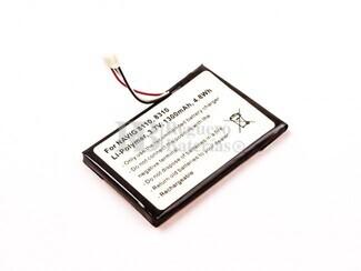 Batería 761NH50371W para GPS Navigon 8110, 8310,