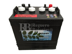 Batería 8 Voltios 212 Amperios U-power UP-GC8TOP