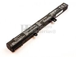 Batería para ordenador Asus A41, D550, X451, X451C, X451CA, X45li9c, X551,