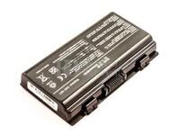 Batería para ordenador Asus T12, T12b, T12C, T12Er, T12Fg, T12Jg, T12Mg, T12Ug, X51C, X51H, X51L, X51R, X51RL, X58, X58C, X58L, X58Le
