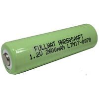 Batería AA recargable con Teton 1.2 Voltios 2,6 Amperios Ni-Mh