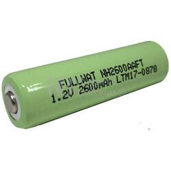 Batería AA con Teton 1.2 Voltios 2.600 mah