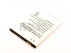 Bater�a AC50BPL para ARCHOS 50B Platinum Li-ion, 3,7V, 1900mAh, 7,0Wh