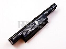 Bateria ACER Aspire 5336, 7750G, Li-ion, 11,1V, 6600mAh, 73,3Wh