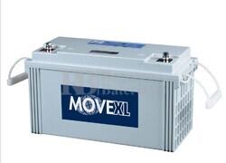 Batería AGM 12 Voltios 160 Amperios 408x176x227 MOVE MPA160-12XL