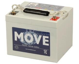 Batería AGM 12 Voltios 50 Amperios 198x167x171 MOVE MPA50-12