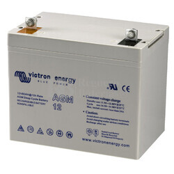 Batería AGM de Ciclo Profundo Victron Energy 12 Voltios 38 Ah