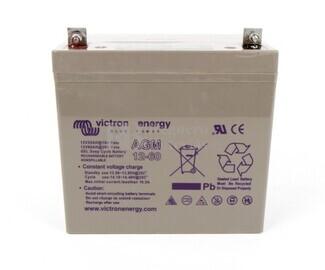 Batería AGM de Ciclo Profundo Victron Energy 12 Voltios 60 Ah