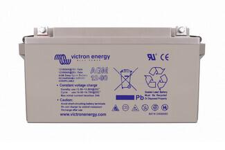 Batería AGM de Ciclo Profundo Victron Energy 12 Voltios 90 Ah 350x167x183
