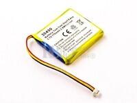 Batería AHL03706001 para GPS TomTom 1EX00, START2, START, EASY,